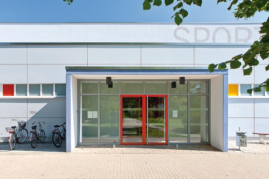 Sporthalle Sömmerda