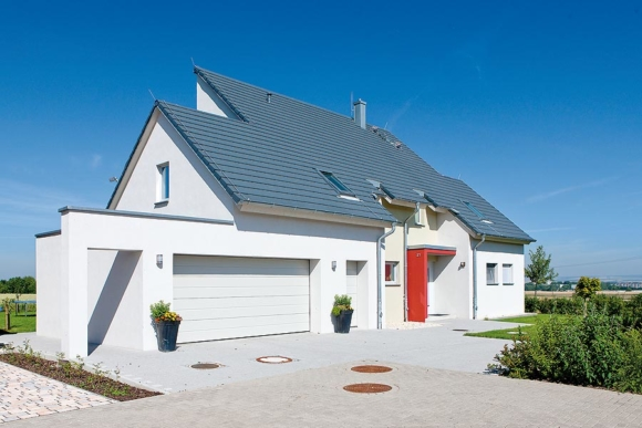 Modernes Einfamilienhaus in Rohrborn, Thüringen