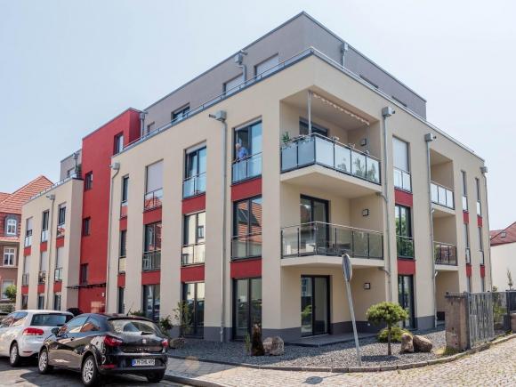 Neubau Mehrfamilienhaus (14 Wohneinheiten) Sömmerda