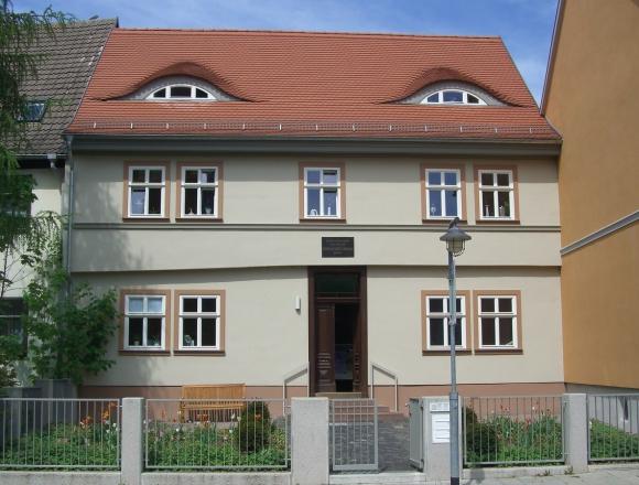 Restaurierung historisches Salzmannhaus in Sömmerda
