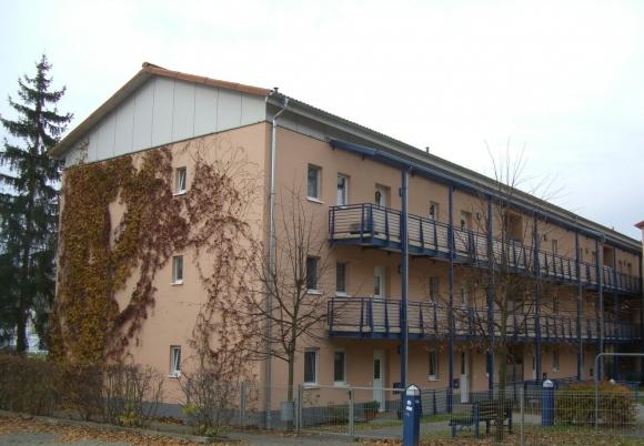 Renovierung Mehrfamilienhaus Sömmerda