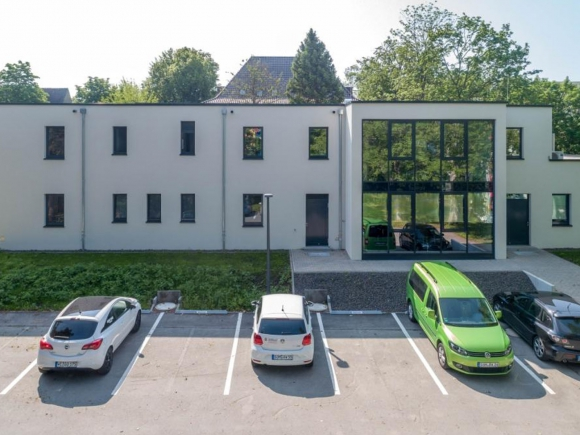 Neubau Kundencenter SEV Sömmerda
