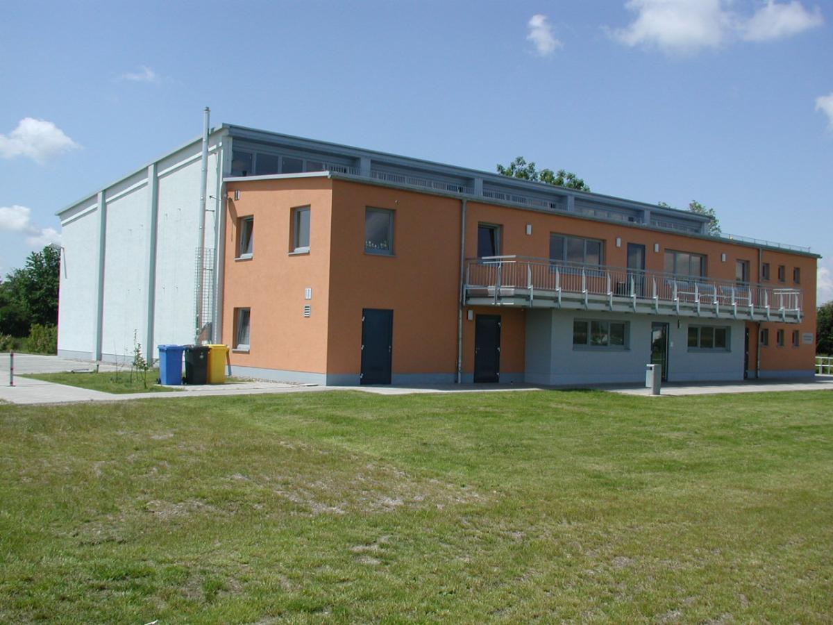 Sporthalle Leubingen